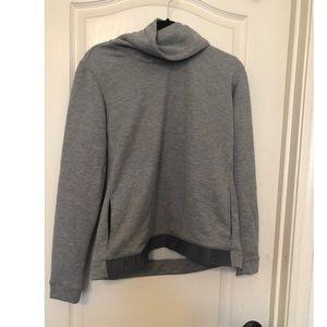 Grey Nike sweater